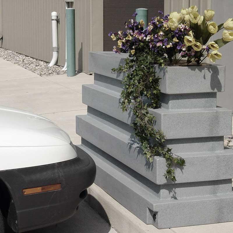 HVM Hostile Vehicle Mitigation Barricades