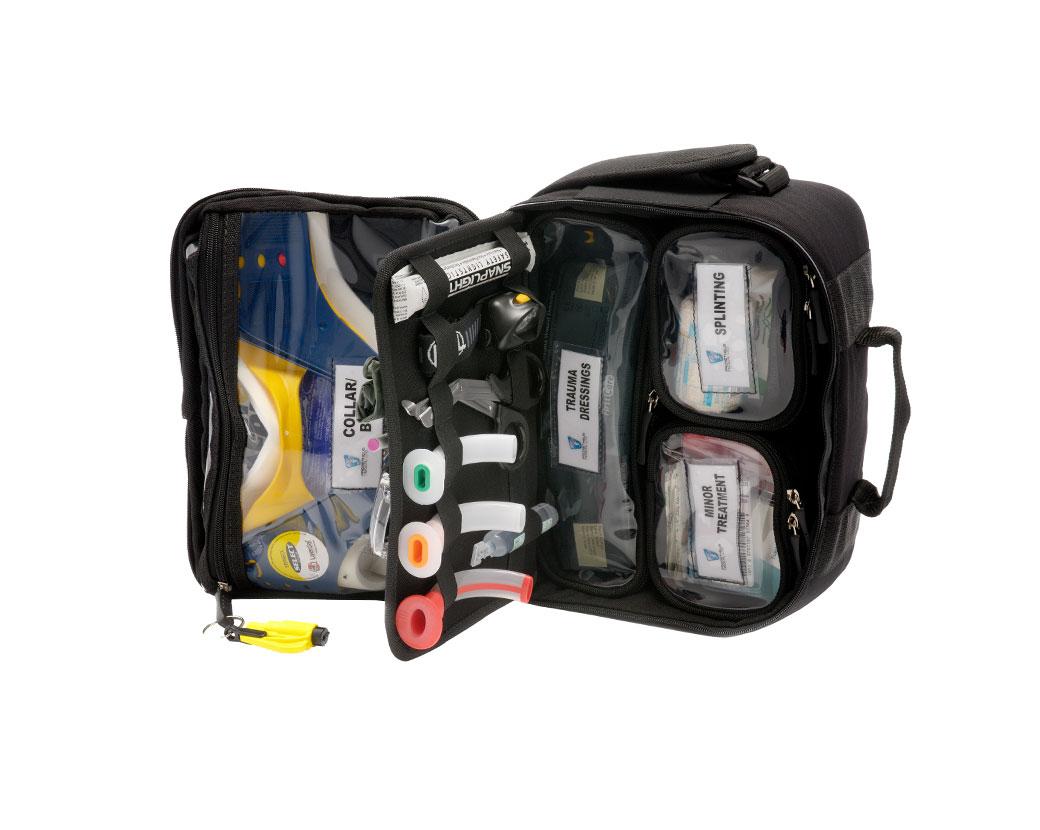 First Responder medical trauma kit