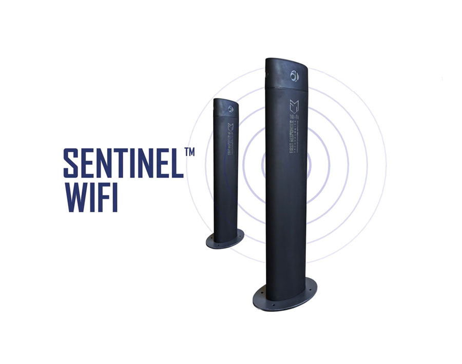 Sentinel Wifi Weapons Detection security systems
