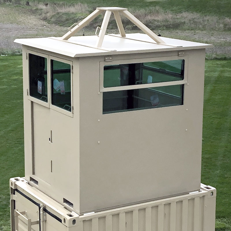 Tactical Field Observation System - expanded
