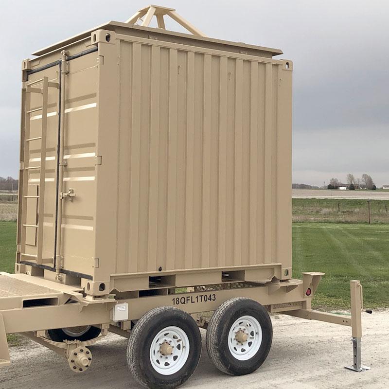 Tactical Field Observation System - mobile